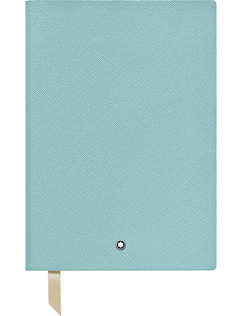 MONTBLANC 精品文具 146 衬里皮革笔记本