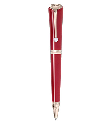 MONTBLANC Muses Marilyn Monroe Special Edition rollerball pen