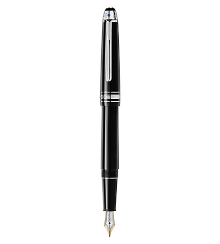 MONTBLANC Unicef Precious Resin Classique fountain pen