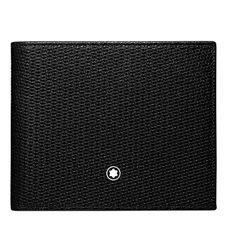 MONTBLANC Unicef leather wallet (Black