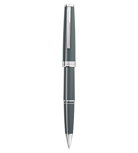 MONTBLANC Pix platinum-coated rollerball pen