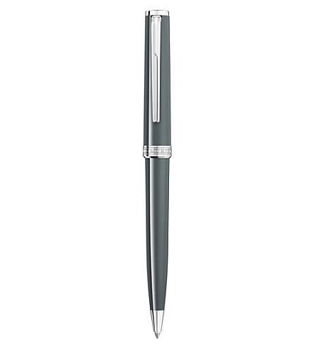 MONTBLANC Pix platinum-coated ballpoint pen