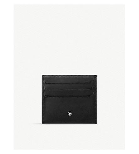 Nightflight leather card holder(118281)