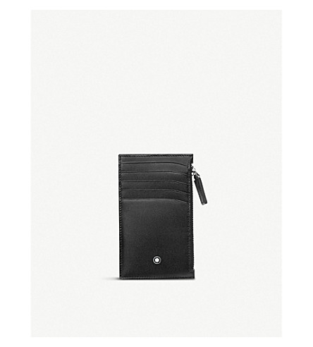 Meisterstück Pocket leather card holder(118313)