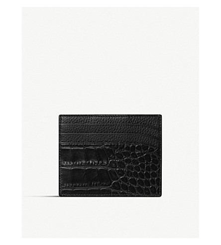 Meisterstück Soft Grain pocket card holder(118762)