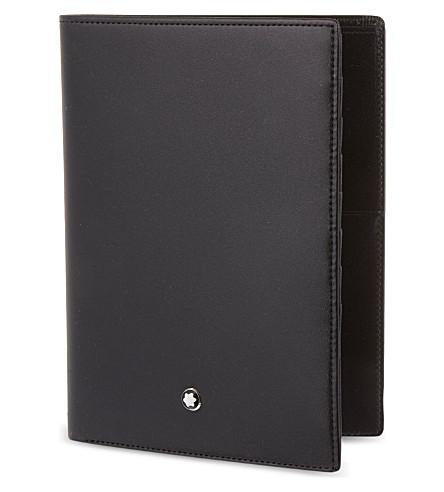 MONTBLANC Meisterstück seven credit card wallet