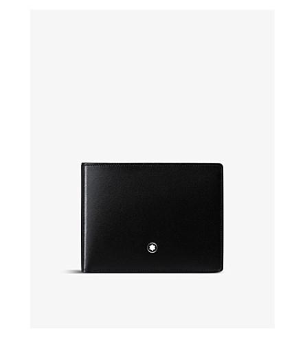 MONTBLANC Meisterstück 六信用卡钱包