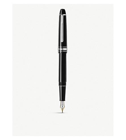 MONTBLANC Meisterstück platinum classique fountain pen