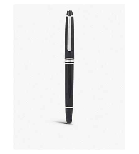 MONTBLANC Meisterstück platinum classique rollerball pen
