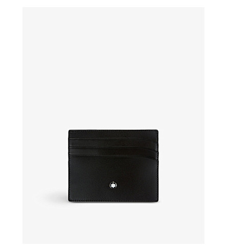 MONTBLANC Meisterstück pocket card holder