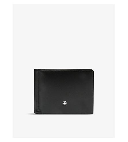 MONTBLANC Meisterstück 9 credit card wallet