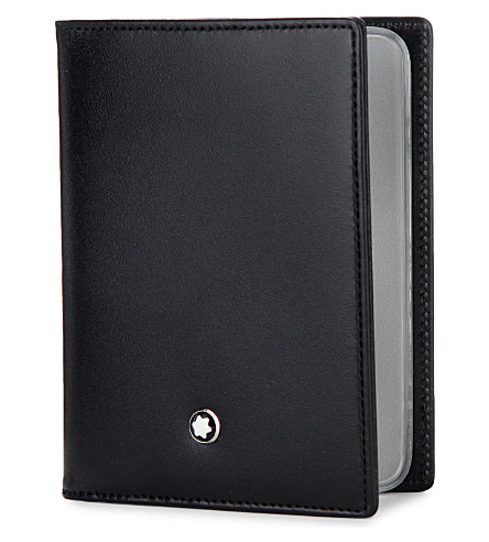 MONTBLANC Meisterstück multi credit card case