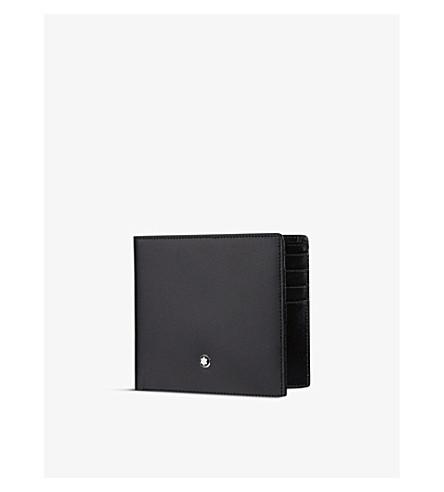MONTBLANC Meisterstück 8 credit card wallet