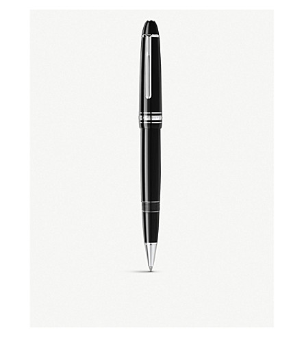 montblanc meisterst ck platinum legrand rollerball pen. Black Bedroom Furniture Sets. Home Design Ideas