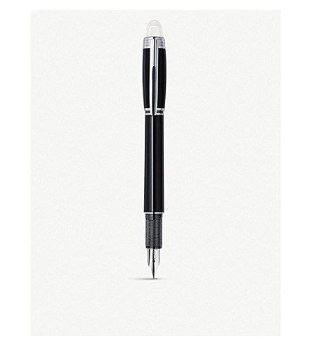 MONTBLANC StarWalker platinum fountain pen