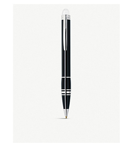 MONTBLANC StarWalker platinum ballpoint pen