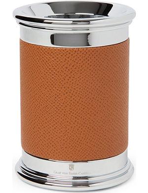 GRAF VON FABER-CASTELL Calfskin pen holder