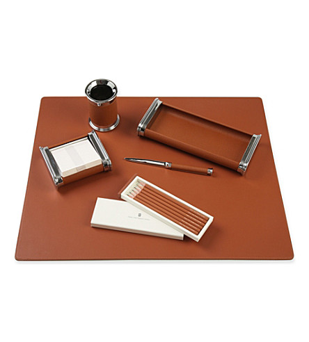 GRAF VON FABER-CASTELL Desk accessory set