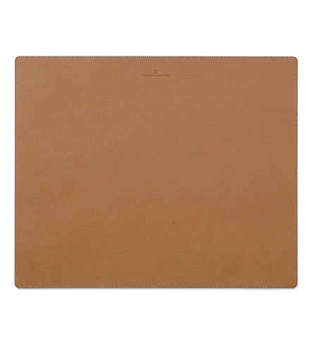 GRAF VON FABER-CASTELL Leather desk pad