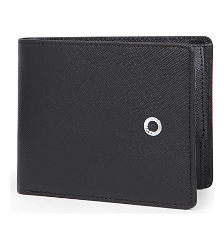 GRAF VON FABER-CASTELL Saffiano leather credit card case