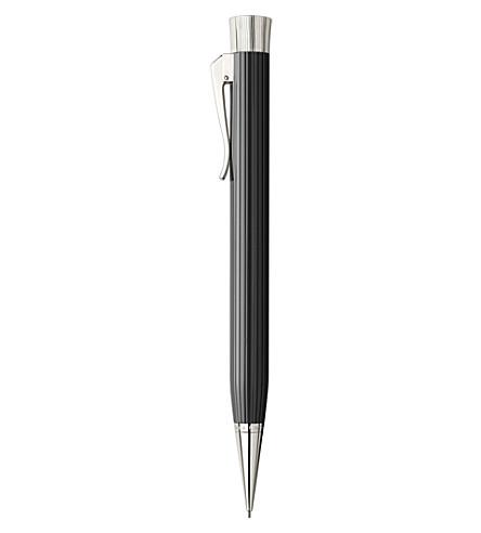 GRAF VON FABER-CASTELL Intuition platino ebony propelling pencil