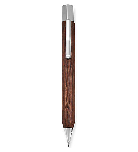 FABER CASTELL Ondoro wood twist-action mechanical pencil
