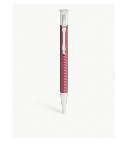 GRAF VON FABER-CASTELL Guilloche ballpoint pen
