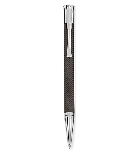 GRAF VON FABER-CASTELL Guilloche Ciselé ballpoint pen