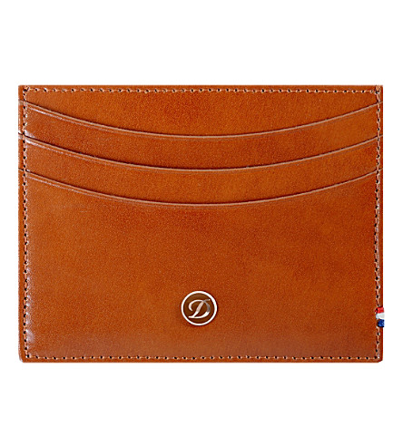 S.T.DUPONT Credit card holder