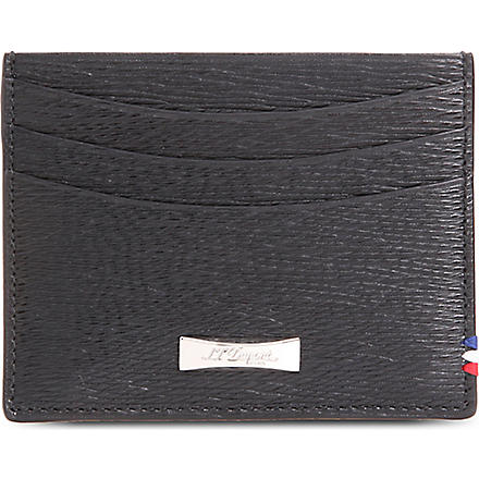 GRAF VON FABER-CASTELL Contraste credit card holder