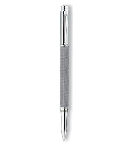 CARAN D'ACHE Varius Ivanhoe rhodium roller ball ben