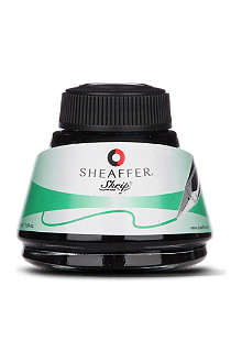 SHEAFFER Skrip ink green