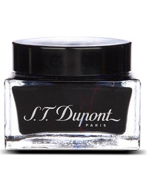 DUPONT Royal blue ink bottle