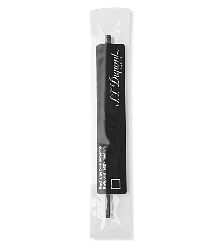 S.T.DUPONT Ballpoint pen refill in medium black