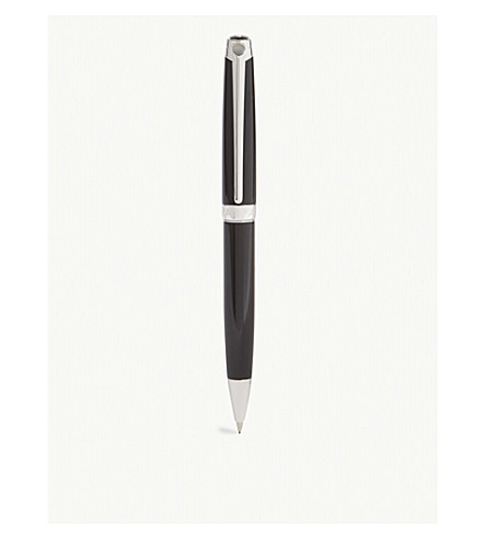 CARAN D'ACHE Leman slim ebony mechanical pencil