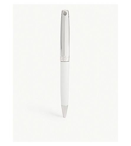 CARAN D'ACHE Leman bicolour ballpoint pen