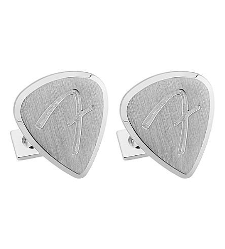 S.T.DUPONT Fender palladium cufflinks