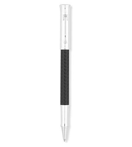 FABER CASTELL Guilloche Chevron rollerball pen