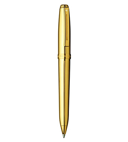 SHEAFFER Prelude 23k-plated ballpoint pen