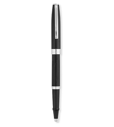 SHEAFFER Sagaris black gloss rollerball pen