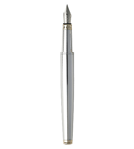 HUGO BOSS Diverse gold-plated fountain pen