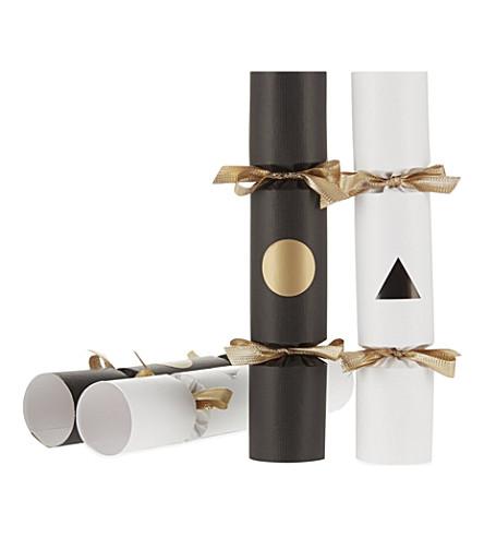 CELEBRATION CRACKERS Geometric Deli luxury crackers