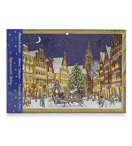 ADVENT CALENDARS Traditional card advent calendar