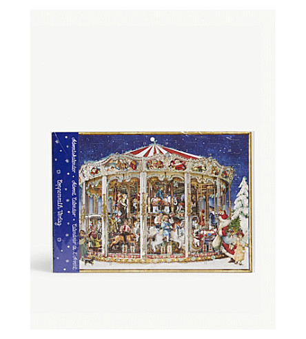 ADVENT CALENDARS Christmas advent calendar