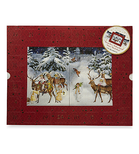 ADVENT CALENDARS 3D Winter Wonderland advent calender