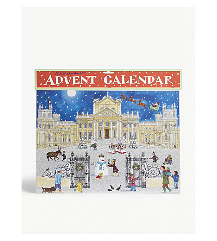ADVENT CALENDARS Christmas at the Palace advent calender