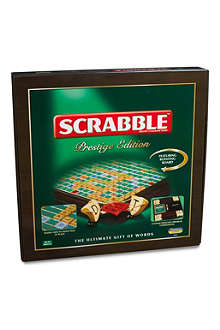 PAUL LAMOND TOYS & GAMES Scrabble Prestige Edition board game