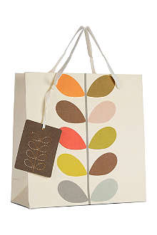 ORLA KIELY Multi stem medium square bag