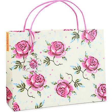 PENNY KENNEDY Rose gift bag