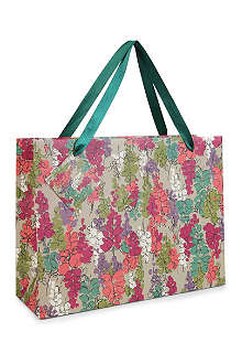 NINA CAMPBELL Fairfield gift bag 27cm